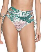 Maaji Bahamas Women's 236059 Sunset High-Waist Bikini Bottom Swimwear Size L
