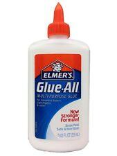 ELMERS 7 5/8oz Glue-All White Glue Safe Non-Toxic E379