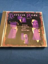 Depeche Mode Songs Of Faith And Devotion Cd