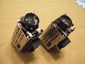 1 Cam Uniquement Panasonic Ag-Hck10g Avccam Caméra HD Tête Objectif de Zoom