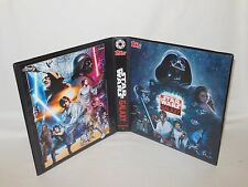 Custom Made Star Wars Galaxy Series 5 Trading Card Album Binder Graphics Only