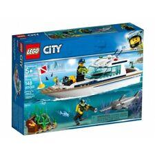 Yacht per immersioni - Lego City 60221 - MondoBrick