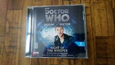 Doctor Who ~ Big Finish Audio Drama CD ~ Night of the Whisper ~ 9th Dr