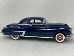 1:18 ERTL American Muscle Authentics 1950 Oldsmobile 88 die cast car