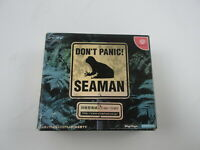 Seaman with mic Ver Dreamcast Japan Ver