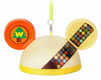 NWT Disney Parks Russell UP Ear Hat Christmas Ornament