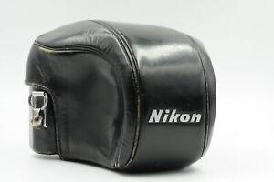 Nikon CTT Black Eveready Case for All Nikon F Model Cameras #416