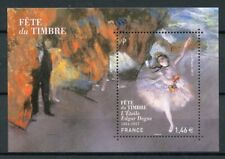 France 2017 MNH Edgar Degas The Star Stamp Day 1v M/S Art Paintings Stamps