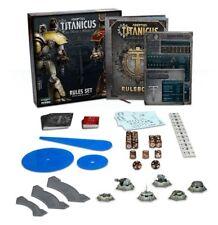 Adeptus Titanicus Rules set (English) Games Workshop