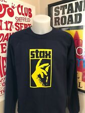 Soul Mens Sweatshirt, STAX, Northern Soul, memphis, rhythm & blues,