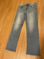 Men's American Eagle Next Level Flex Relaxed Straight Jeans Size 32x33