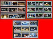 TANZANIA 1994 APOLLO 11 x3 SPACE SETS MNH (NO, YOU DON'T HAVE IT !!!!)