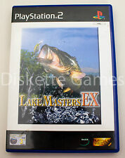 LAKE MASTERS EX - PLAYSTATION 2 PS2 PLAY STATION 2 - PAL ESPAÑA - MASTER