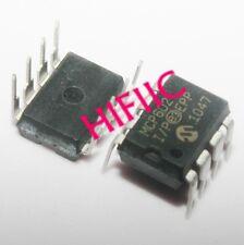 5PCS MCP602-I/P 2.7V to 5.5V Single Supply CMOS Op Amps DIP8