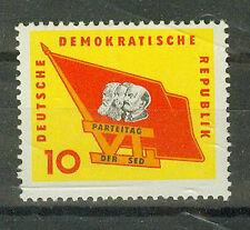 DDR Briefmarken 1963 SED Parteitag Mi 941 ** postfrisch