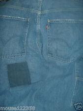 Levi Blue  Denim jeans Size 38 x 30 Carpenter Distresse