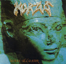 Korzus - Mass Illusion Digipack edition with Bonus Thrash RARE