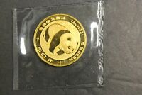 1/2 oz 1983 Chinese Panda Gold Coin