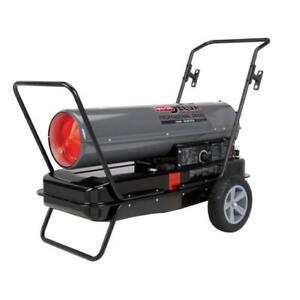 Dyna-Glo Forced Air Heater 140K/180K BTU Kerosene Automatic Shutoff Thermostat