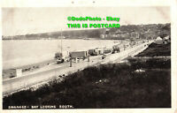 R441980 Swanage. Bay Looking South. Half Penny Packet Postcard