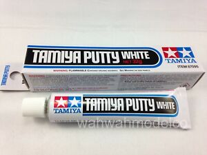 Tamiya Putty White 1:10 1:32 EP RC Car Touring Mini 4WD On Off Road #87095