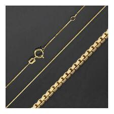 Goldkette 333 Venezianerkette 40 cm