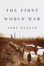 The First World War by Keegan, John, Good Book