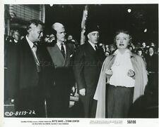 BETTE DAVIS  STORM CENTER 1956 VINTAGE PHOTO ORIGINAL #11
