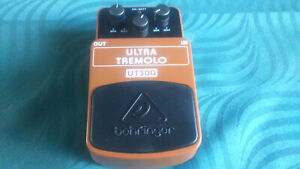Behringer UT100 Ultra Tremolo Effect Pedal -->Superb budget tremolo<--