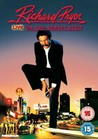 Nuovo Richard Pryor Live On Tramonto Strappo DVD (FHED3923)