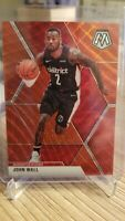2019-20 Panini Mosaic Tmall John Wall Red Wave Prizm SP