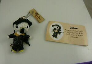 Voo Doo Friends Key Chain Outlaw voodoo friend doll help getting out of town