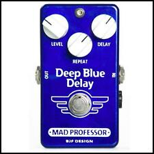 Mad Professor Deep Blue Delay Guitar Effects Pedal PCB Version New