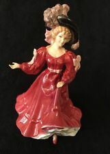 "Royal Doulton ""Patricia"" Figurine Hn 3365 - Style Four *Figure Of The Year*"