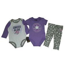 Ropa, calzado y complementos blancos Converse para bebés
