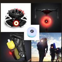 Bicycle Flashlight Waterproof Bike Rear heah front Light USB Taillight LED Lamp