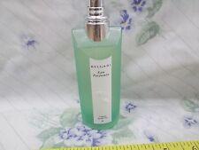Bvlgari Eau Parfumee Cologne au the Vert Natural Spray 2.5 OZ 95% Full nr