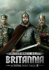 Total War Saga: THRONES OF BRITANNIA EU PC KEY (Steam)