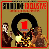NATURAL AFFAIR STUDIO ONE EXCLUSIVE MIX CD