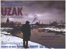 UZAK Movie POSTER 27x40 Muzaffer  zdemir Emin Toprak Zuhal Gencer Erkaya