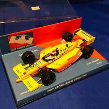 Indianapolis Indy 500 1996 TONY STEWART Menards 1/43 Minichamps Diecast NEW!