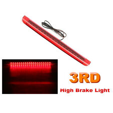 Vehicle Car 20 LED 12V High Mount Level Third 3RD Brake Stop Rear Tail Light Red