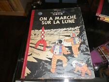 On a marché sur la lune, 1954, Tintin,  Hergé