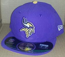 NWT NEW ERA Minnesota VIKINGS MN 59FIFTY size 6 1/2 fitted football nfl cap hat