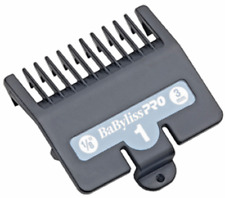 Babyliss BAB8705U Hair Trimmer Clipper Shaver Number 1 Comb Attachment Guide 3mm