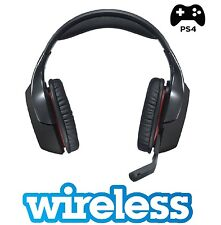 LOGITECH G930 WIRELESS HEADPHONES 7.1 DIGITAL SURROUND SOUND GAMING HEADSET