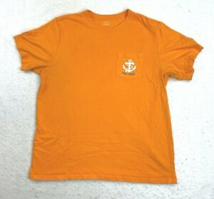 Mens Southern Tide University of Tennessee Volunteers Navy Size Large Excellent