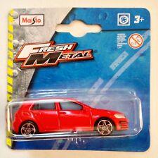 Maisto Volkswagen Golf GTI red  - 1:60 scale model