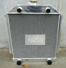 Aluminum Alloy Radiator Ford Car Flathead V8 Engine MT 1949-1953 1950 1951 1952