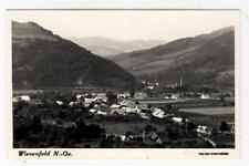 AK St. Veit an der Gölsen, Wiesenfeld, Foto-AK 1935